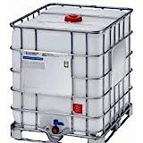 Depósito de 1000 litros. IBC-GRG.