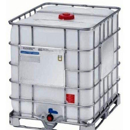 1000 litres IBC GRG pour réservoir d'eau.