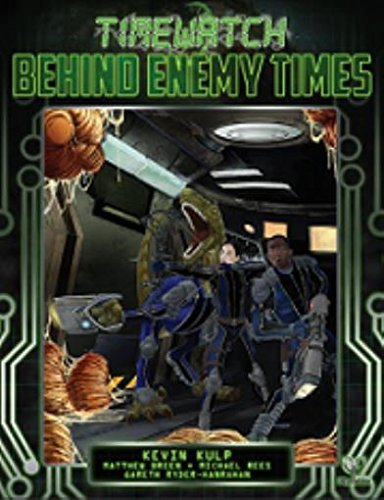 d Enemy Lines (Pelgrane Press)