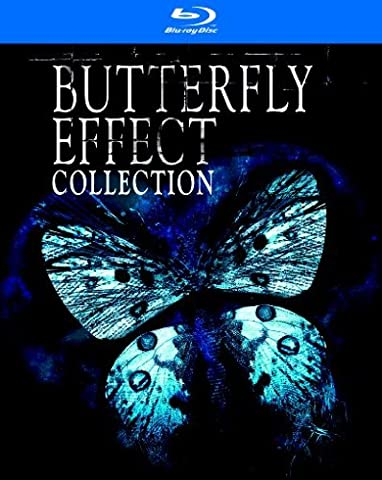 BD * Butterfly Effect Collection (Box Set / 3 Discs) [Blu-ray] [Import allemand]
