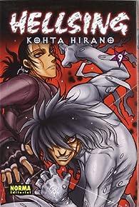 HELLSING 09 par Kohta Hirano