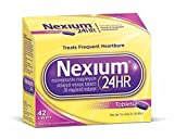 Nexium 24-Hour Delayed Release Heartburn Relief (42-Count Tablets)