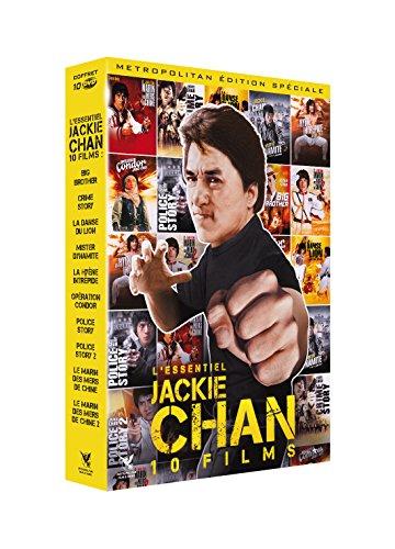 Jackie Chan - L'essentiel (10 Films)