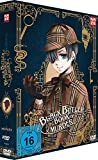 Black Butler - Book of Murder (2 DVDs) - -
