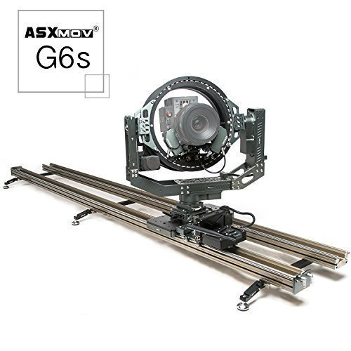 ASXMOV-G6s Multi-axis motion control with wireless controller photography motorized slider Axis Motion Controller