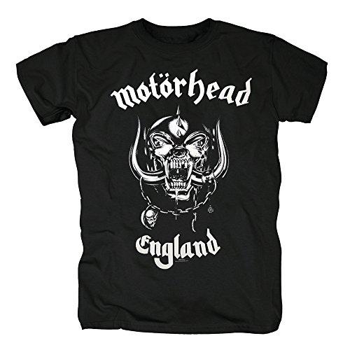 TSP Motörhead - England T-Shirt Herren S (Kostüm Moon Nightmare)