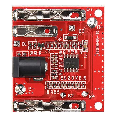 Akozon Batterie BMS Board Module 5S 18/21V 20A Lithium Ionen Lithium Batterie Pack Schutz Leiterplatte BMS Modul für Elektrowerkzeuge 20a Pack