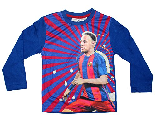 Langarmshirt Messi oder Neymar (152 (12 Jahre), (Pinkie Pony Little Pie Hoodie My)