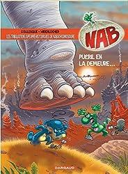 Tribulations apeupréhistoriques de Nabuchodinosaure (Les) - tome 14 - Puéril en la demeure... (14)