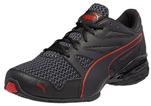 Puma Tazon Modern, Scarpe da corsa (black-high risk red 04)