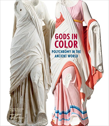 Gods in Colour: Polychromy in the Ancient World por Vinzenz Brinkmann