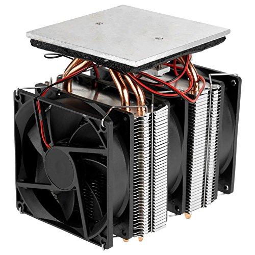 Halbleiter Kühlung Kühlgerät Thermoelektrische Kühler 12 V 10A DIY Mini Kühlschrank Computer Komponenten Fans MEHRWEG VERPACKUNG socialme-eu
