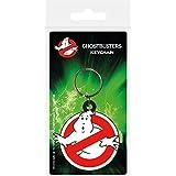Ghostbusters Logo Gummi Schlüsselanhänger
