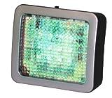 S2G - SAFE@HOME - TV-LED EFFECT LIGHT - simuliert täuschend echt die Lichteffekte eines Fernsehers, Schutz vor Einbruch bei Abwesenheit