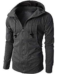 TEBAISE Mode Winter Mantel Sweatshirt Men Oversized Warm Sweater Kühl Slim Fit Jacke Herren Jacke Coat