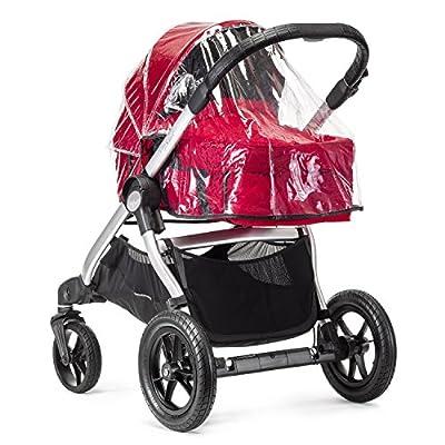 Baby Jogger bj0139515100City Select Regenschutz für Kinderwagen, Mehrfarbig