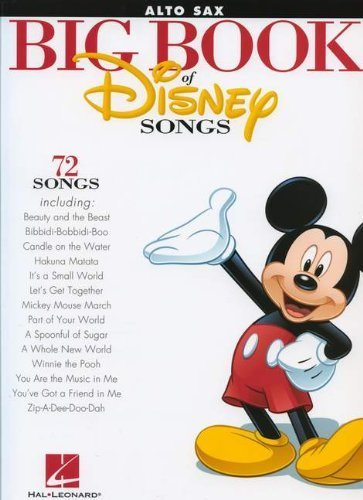 The Big Book of Disney Songs - Flute (Book Only) (2012-01-01)