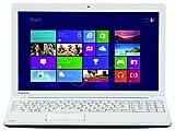 Toshiba Satellite C55-A-11W 39,6 cm (15,6 Zoll) Notebook (Intel Core i5-3230M, 2,6GHz, 4GB RAM, 500GB HDD, Intel HD 4000, DVD, Win 8) weiß