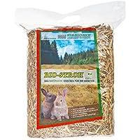 - Enrico® 1kg Bio–paglia fieno–strame morbido per la casa animali