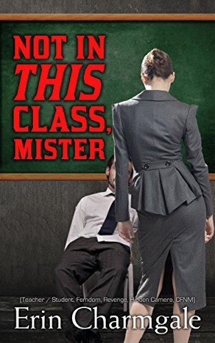 Femdom teacher revenge