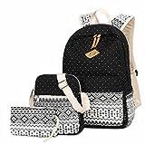 Schulrucksack Schulranzen Schultasche Sports Rucksack Freizeitrucksack Daypacks Backpack für Mädchen Jungen & Kinder Damen Herren Jugendliche mit der Großen Kapazität