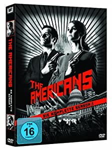 The Americans - Season 1 [4 DVDs]