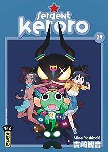 Sergent Keroro Edition simple Tome 29