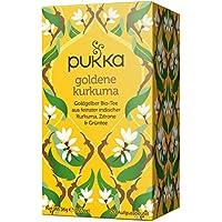 Pukka BIO Tee Goldene Kurkuma, 20 Beutel