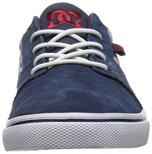 DC - Tonik W Se J Shoe 4dw, Sneaker basse Donna Blu (Blau (DARK DENIM/WHITE-4DW))