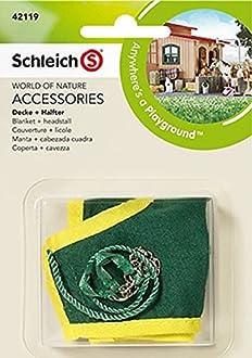 Schleich – Farm Life 42119 – Children Toy Figures (Green, Yellow, Boy/Girl)