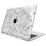 Fintie Hülle für MacBook Air 13 A1932 2018 Freisetzung - Ultradünne Glatt Hartschale Schutzhülle Snap Case für Apple MacBook Air 13