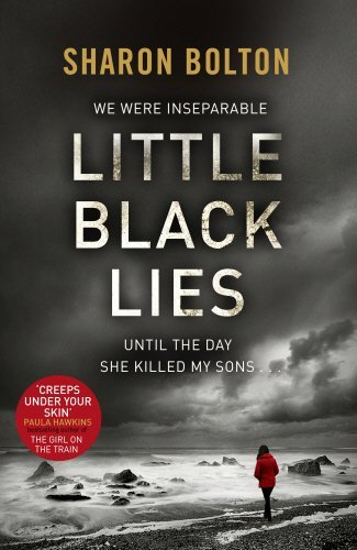 Little Black Lies by Sharon Bolton (2015-07-02)