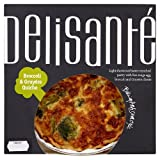 DS Gruyere And Broccoli Quiche, 400g