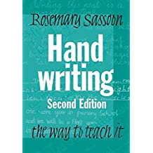 [Handwriting: The Way to Teach it] (By: Rosemary Sassoon) [published: April, 2003]