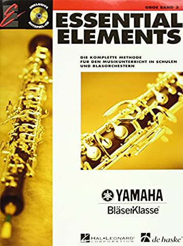Essential Elements Band 2 Fr Oboe