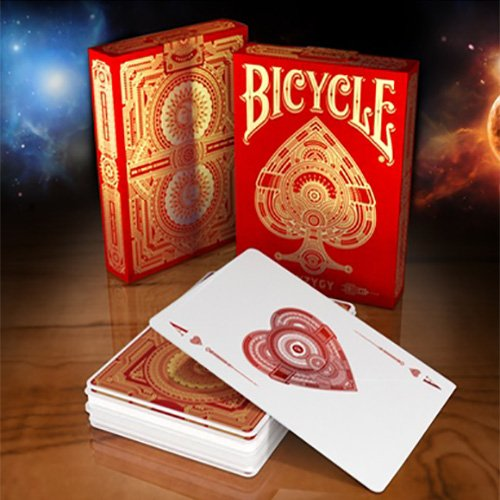 Bicycle Syzygy Deck - Limited Edition - Nur 5000 Exemplare, Pokerkarten, Playing Cards, Spielkarten (Playing Card Deck Box)
