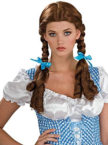 Frauen Zauberer Oz Dorothy Von Kostüm - Rubie's Perücke Dorothy Zauberer von Oz Frauen