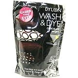 Dylon Wash & Dye Fabric Dye (400gram Pk) Chocolate Brown