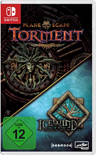 Planescape: Torment & Icewind Dale Enhanced Edition - [Nintendo Switch]