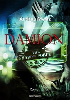 Damion (Shadow Force 2) von [Mertz, Andrea]