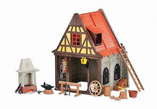 Playmobil 6329 Fachwerkhaus mit Schmiede