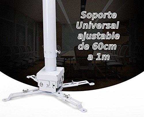 erung ausziehbar von 60cm bis 1Meter, weiß ()