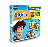Vtech - 280105 - Storio - E-book animé - Toy Story 3