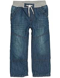 NON STOP Thermohose für Jungs Thermo-Hose Jeans Denim Kinder Jungen Freizeit