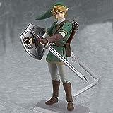 Legend of Zelda/Deluxe Edition/Statue de Bande Dessinée Modèle Décoratif Hauteur 14cm LYLQQQ