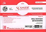 Scanner CS Professional Programme Module-II (2013 Syllabus) Paper-6 Ethics, Governance and Sustainability