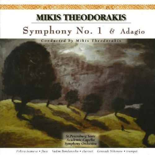 Preisvergleich Produktbild Sinfonie 1 und Adagio