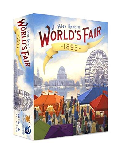 Renegade Game Studios RGS00529 - Brettspiel 'World's Fair 1893'