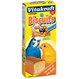 Vitakraft - 21186 - Biscuits au Miel Honny P/6