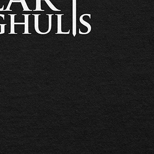 Texlab Got: Valar Morghulis - Herren T-Shirt Schwarz